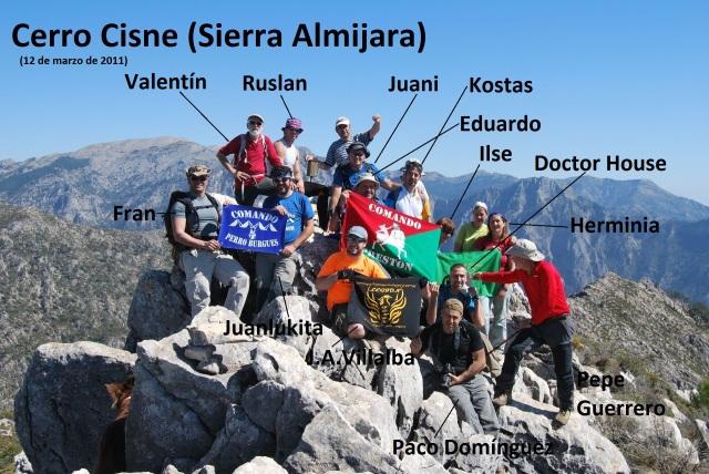 09. 2011, 12 de marzo, cerro Cisne