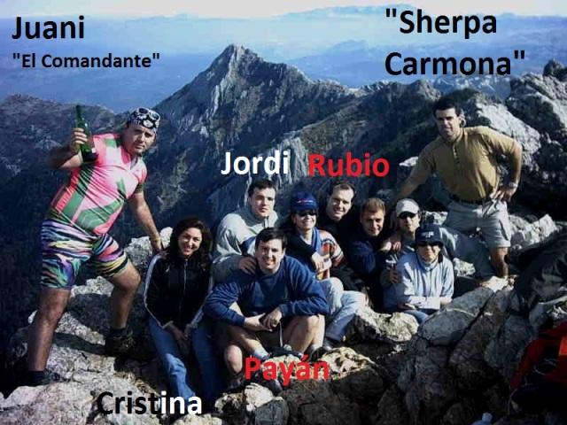 1. 2004, 7 de febrero. Cumbre del Torreón