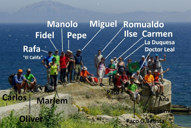 10. 2014, 10 de mayo, ruta del Pelayo-Tarifa