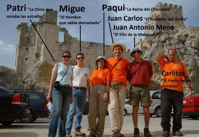 4. 2006, 27 de mayo, La Nava-Zuheros por el río Bailón 2