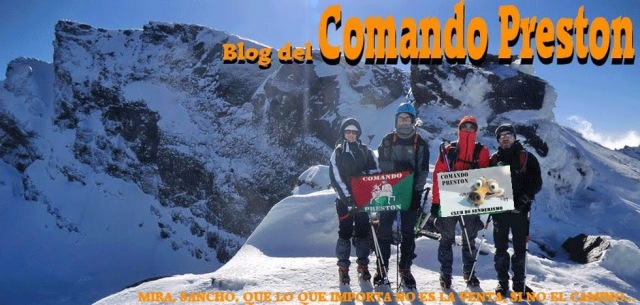 Blog del COMANDO PRESTON